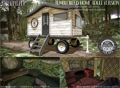 Violetility - Tumbleweed Home Adult