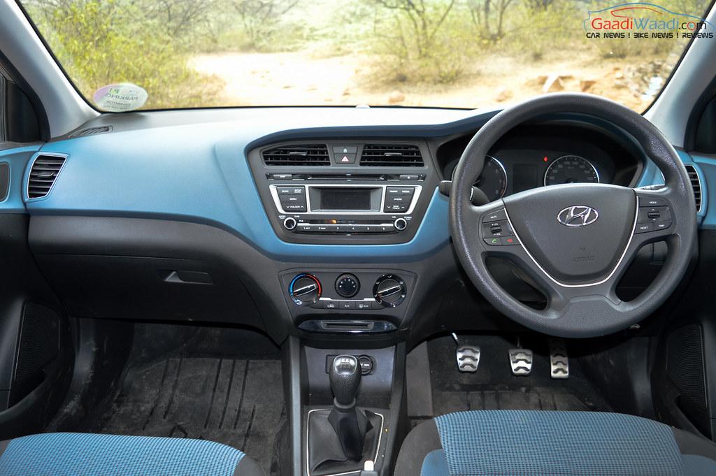 Hyundai Active i20 Review India2