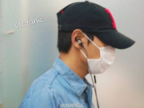 BIGBANG Departure Seoul Incheon to Foshan 2016-06-10 (17)