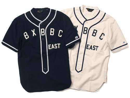 Champion [Rochester] / Baseball Shirt
