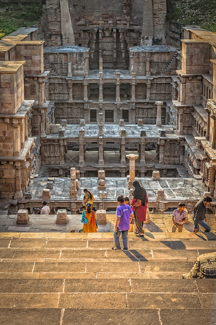 Gujarat patan the queen s stepwell flickr photo