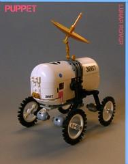 PUPPET lunar rover