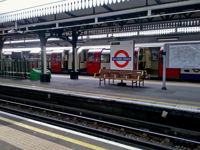 Golders Grees Tube Station