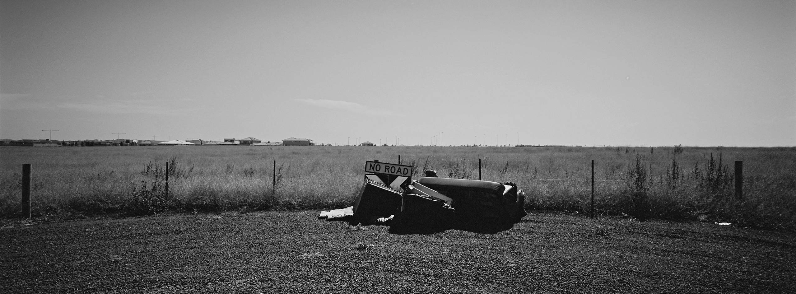 No Road Sign & Couch - Xpan Version