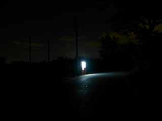 in the middle of nowhere  (isolated vending machine series)