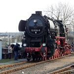 Dampflokomotive 52 8154-8 der 52er Baureihe -4