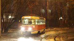 Mosgortrans moscow museum tram Tatra T3SU 481