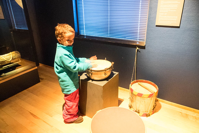 Museo Ringve de música e instrumentos musicales