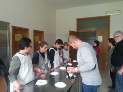 "a.s. 2014 2015 Laboratorio ""Mani in Pasta"""