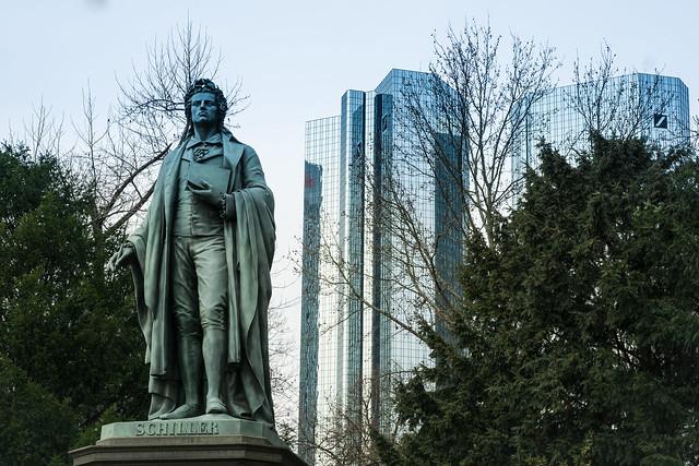 Schiller in Frankfurt