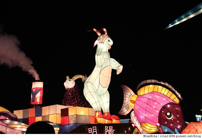 2015 台灣燈會 烏日燈會 台灣燈會烏日高鐵區 2015燈會主燈8