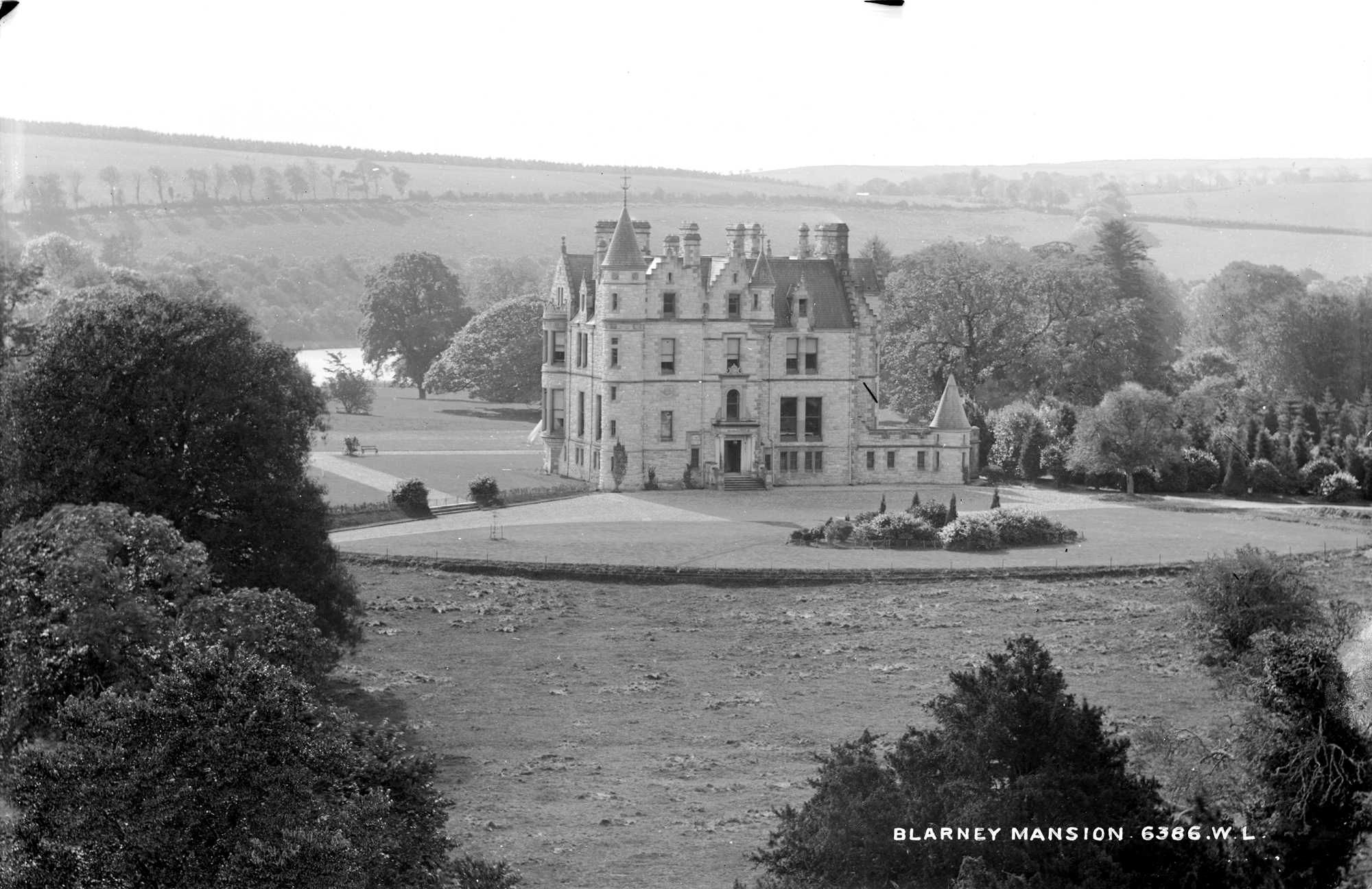 Mansion, Blarney, Co. Cork!!
