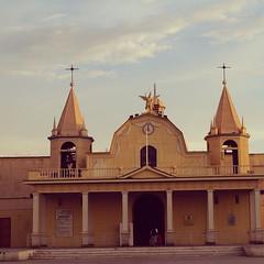 Postal de la iglesia de La Tirana, en fecha sin festividad religiosa #ajayugram