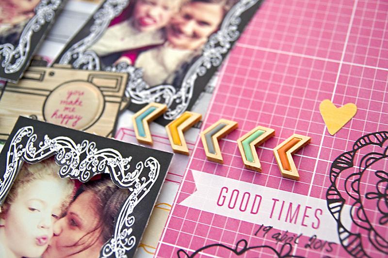 Alex Gadji - Good Times closeup2