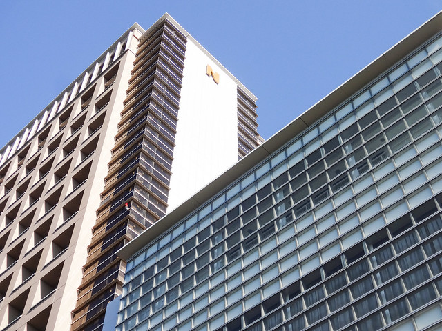 Nihon University College of Bioresource Sciences: Main Building