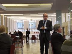 2015.03.14| Lunch met CD&V Hoegaarden in het Vlaams Parlement