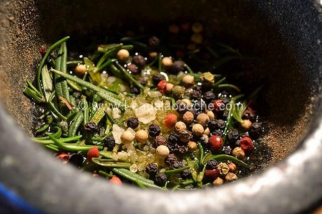 Côte de Boeuf aux Herbes avec son Beurre © Ana Luthi  009