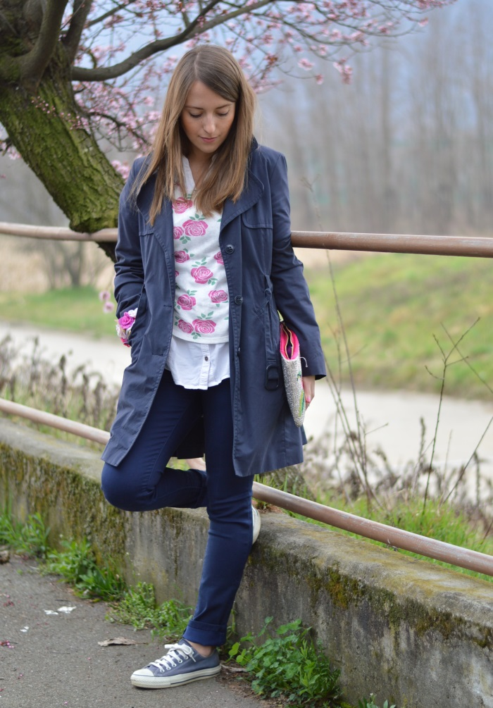 pink, wildflower girl, fashion blog, outfit, daniel wellington (3)