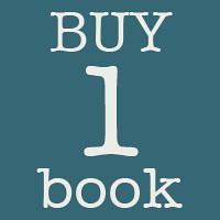 buy 1 book logo