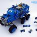 Baserunner MRK-02 (6x6 Exo Recon ATV) by curtydc