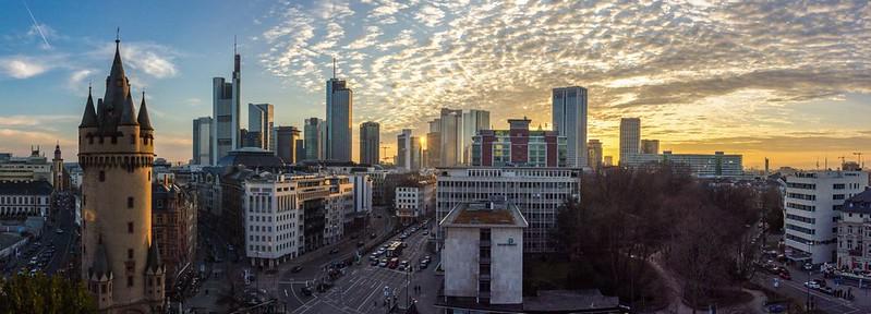 Panorama Frankfurt a. M.