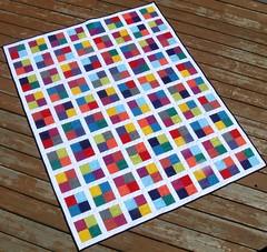 Four Square - Angled