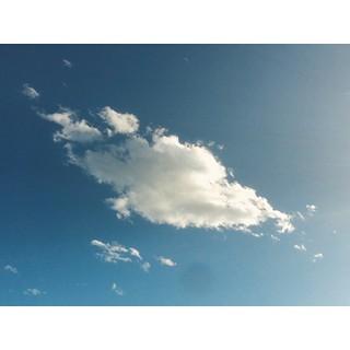 Something Blue #sky #BlueSky #blue #cloud #spring #SpringIsBack #VSCOcam #VSCOitaly #squaready #sunset #picoftheday #photooftheday #iphoneonly #iphonelovers #iphoneography #sistabene #SomethingBlue #lifeisgood #Life