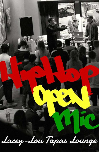 Hip-Hop Open Mic March