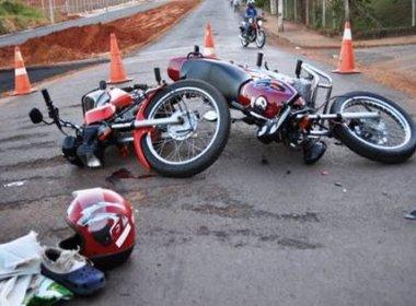 Acidentes com moto custam mais de R$ 5 mi aos SUS na Bahia