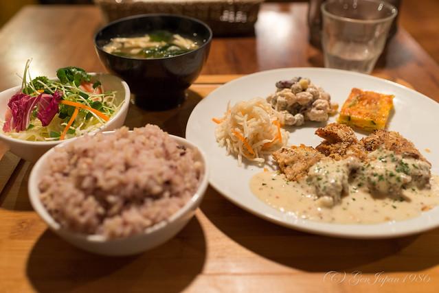 restaurant El greco 夜ご飯セット