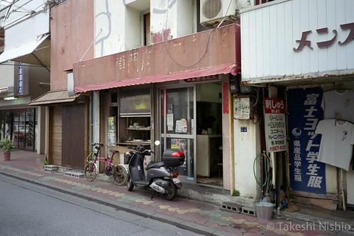 2年前(2013)に見つけられなかった台湾粥店 / rice gruel shop, couldn't find it twi years ago (2013)