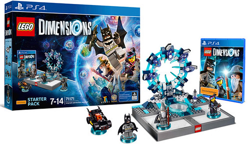 Lego Dimensions Toys To Life Video Game Announced