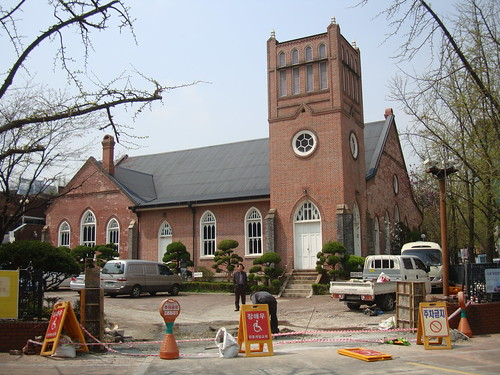 Chungdon First Methodist Church