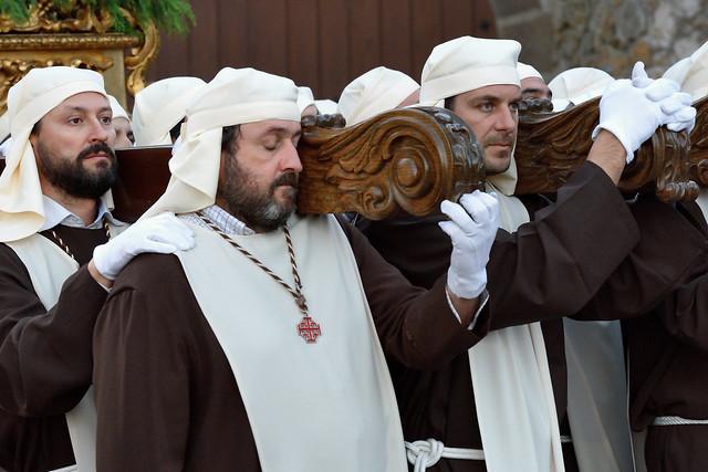 Holy Week Celebrations - La Coruña, Spain