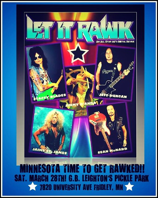 03/28/15 Let It Rawk @ G.B. Leighton's Pickle Park, Fridley, MN