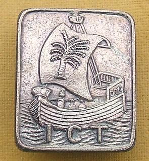 ITC - unidentified badge (1940's - 1960's?)