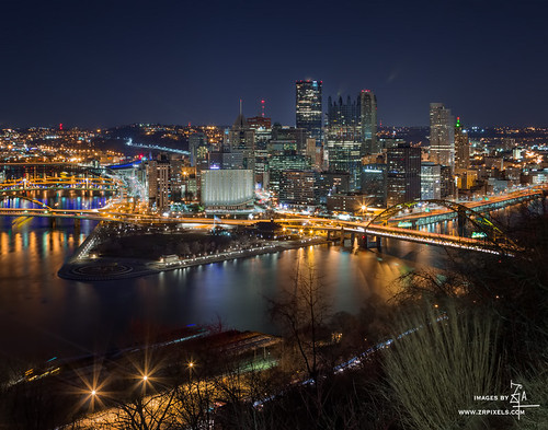 pittsburgh cityscape earth hour pittsburghskyline pittsburghdowntown earthhour canoneos60d luminositymasks earthhour2015 2015earthhour