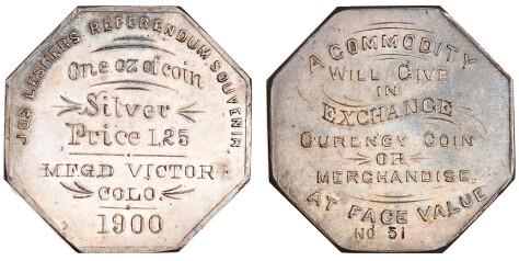 Lesher Referendum dollar 1947.132.14