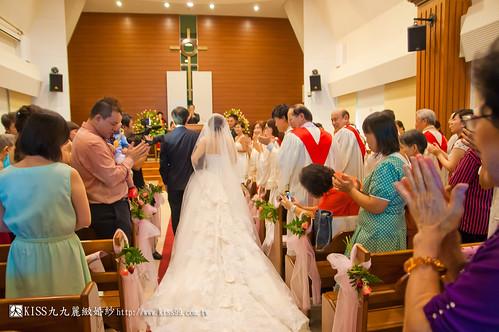 【高雄婚禮攝影推薦】婚禮婚宴全記錄:kiss99婚紗公司,網友都推薦的結婚幸福推手! (18)