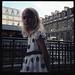 Paris / Place du Palais Royal, 2015 by Marie Ilford