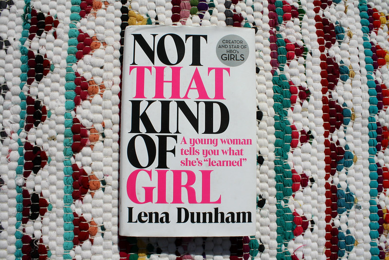 not that kind of girl lena dunham review
