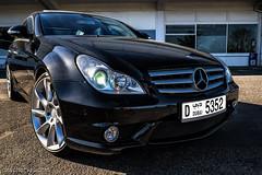 Mercedes Benz CLS-55 AMG #3 - Fuji X-T1