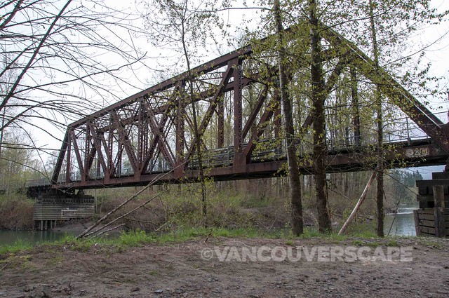 Twin Peaks filming location/Ronette's Bridge