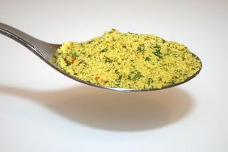 13 - Zutat Gemüsebrühe / Ingredient instant vegetable stock