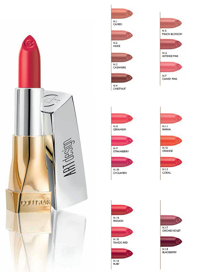 Collistar - Art Design Lipstick 2 Nude