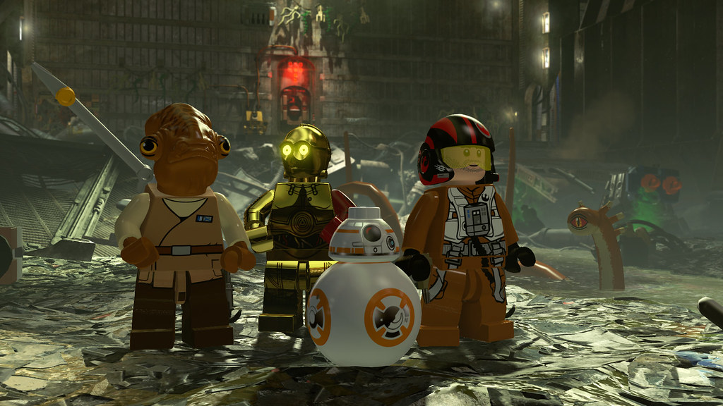 Pack de PS4 con LEGO Star Wars el Despertar de la Fuerza