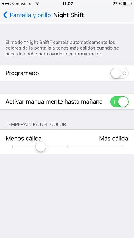 Calibrar Pantalla Iphone