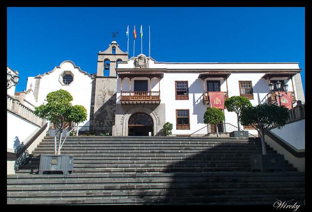 Icod de los Vinos ciudad drago milenario - Ayuntamiento de Icod de los Vinos