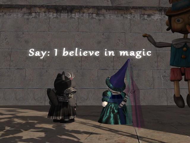 Visiting Fairy Tale Castle