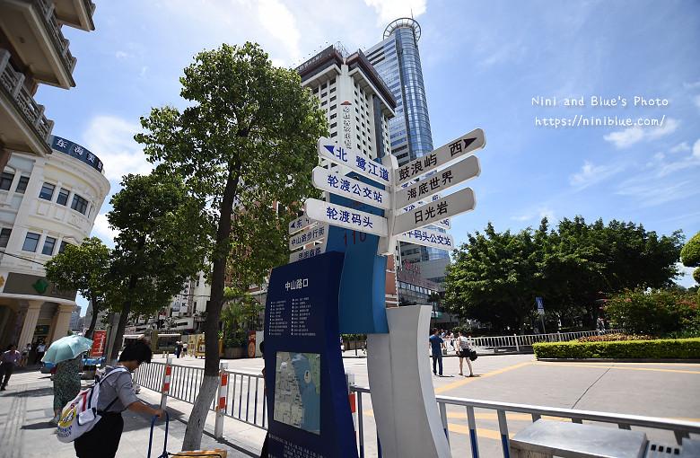 福建廈門中山街旅遊景點美食小吃01